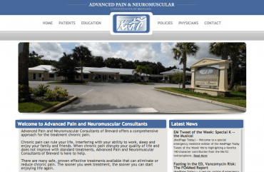 ADVANCED PAIN   NEUROMUSCULAR   CONSULTANS OF BREVARD