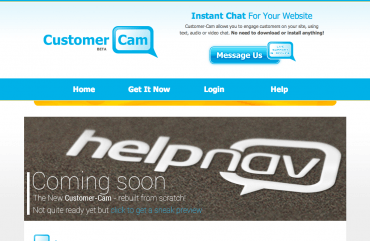 Customer Cam.com   Instant Chat For Your Website